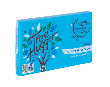Tree Hugger – All Natural Bubble Gum